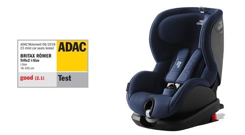 Trifix i-Size Adac