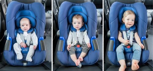 Baby-Safe i-Size crecimiento