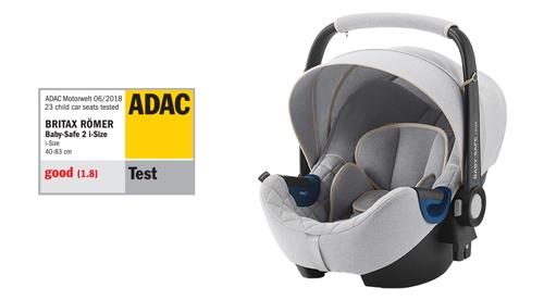 Baby-Safe2 i-Size ADAC 2018