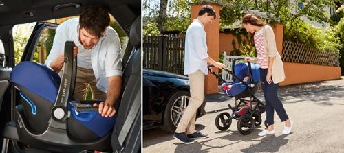 Instalación Baby-Safe i-Size