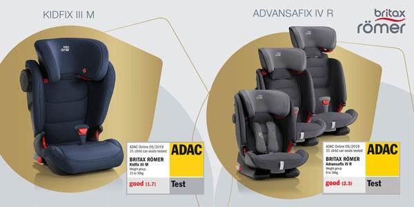 KIDFIX ADVANSAFIX - ADAC