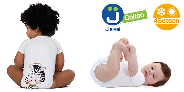 J Bimbi Cotton 4 Season - apertura