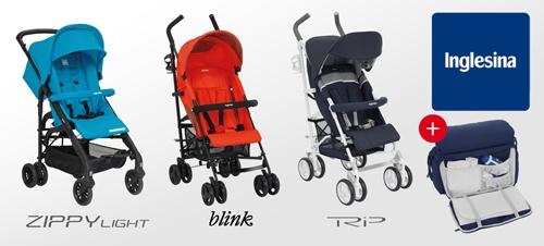 Promoción silla de paseo + bolso