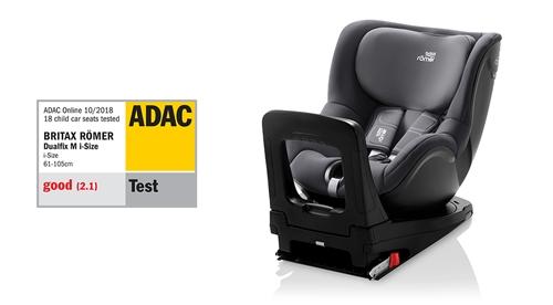 Dualfix M i-Size-ADAC