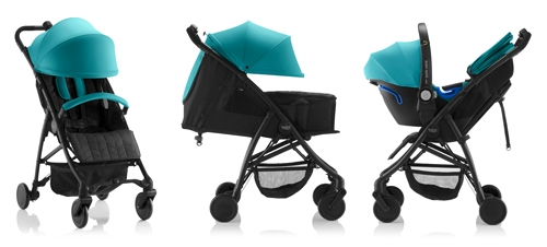 B-Lite travel system