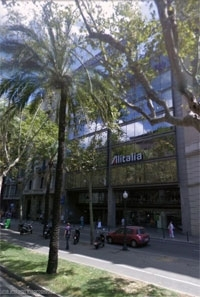 Diagonal 403, Barcelona
