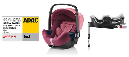 Baby-Safe2 i-Size + Base Flex