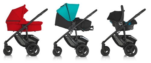 Britax Smile 2 - Travel System