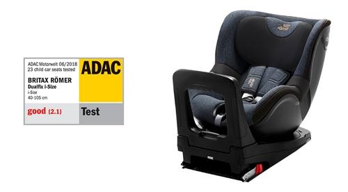 Dualfix i-Size ADAC