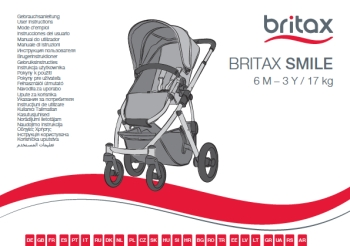 Manual de Instrucciones Britax Smile