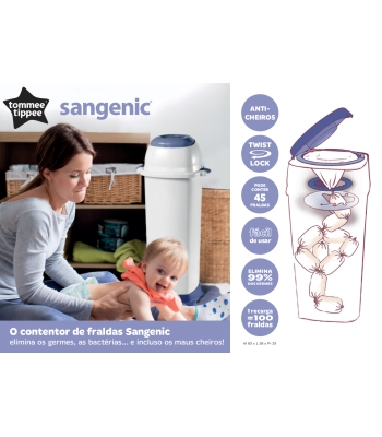 Nursery Essentials para guarderías (Portugués)