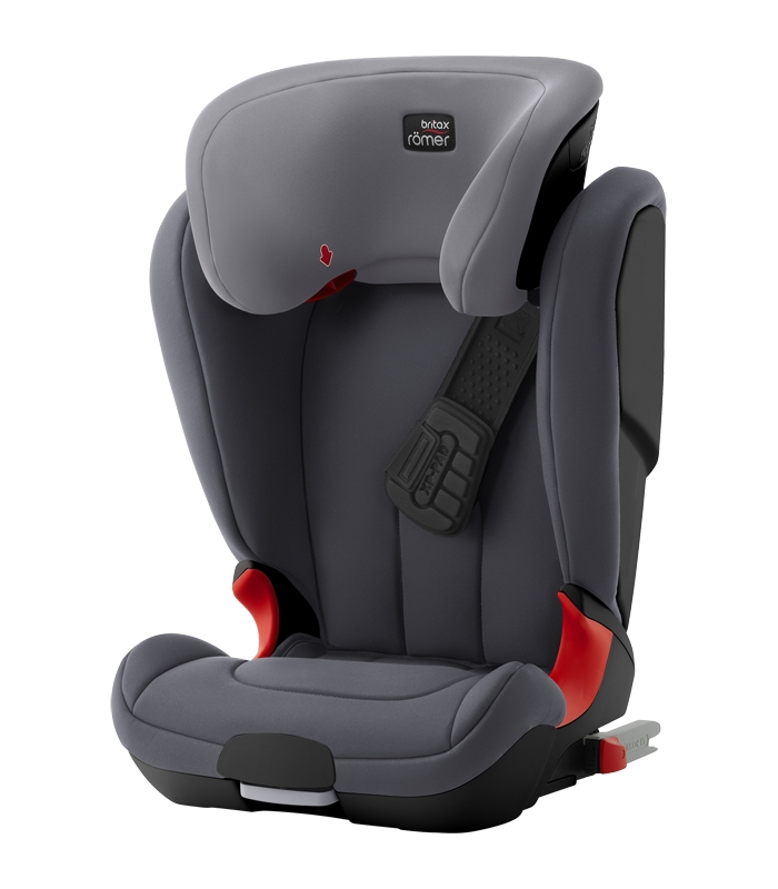Römer Kidfix XP BLACK SERIES Storm Grey