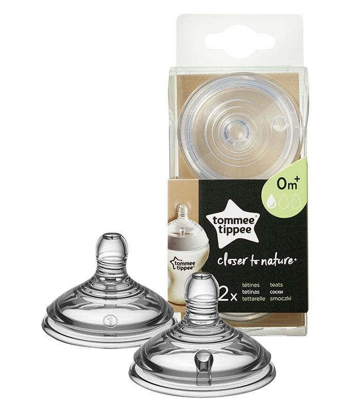 Tommee Tippee Tetinas Easi-Vent Lento
