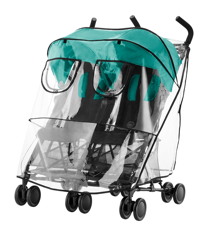 Britax Römer Wheel Goods Accessories Raincover Holiday Double