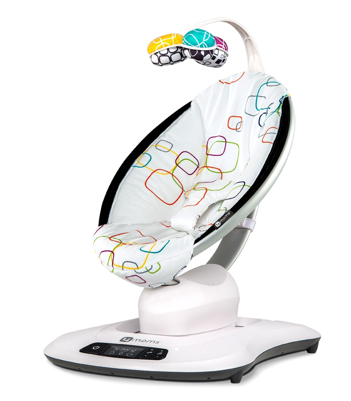 4moms MamaRoo PLUSH MULTICOLOR 4