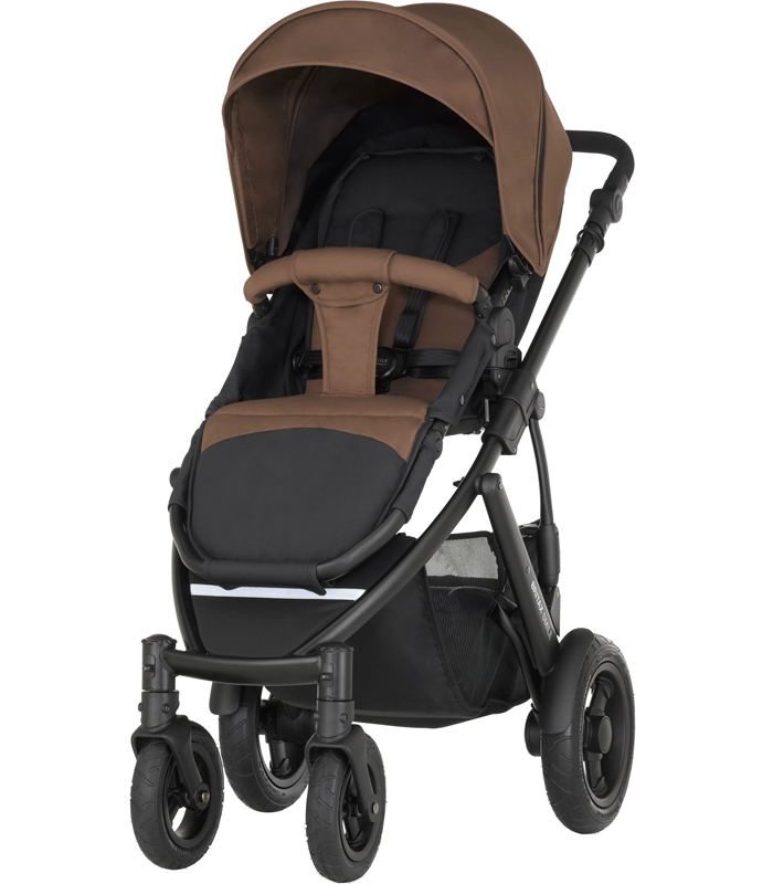Britax SMILE 2 Wood Brown
