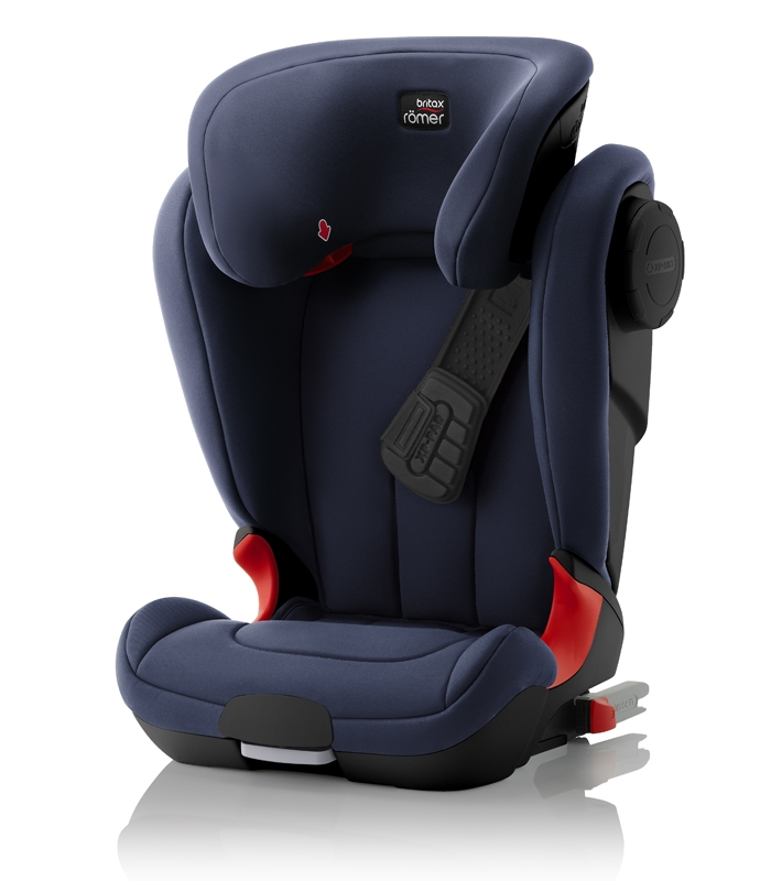 Römer Kidfix XP SICT BLACK SERIES Moonlight Blue