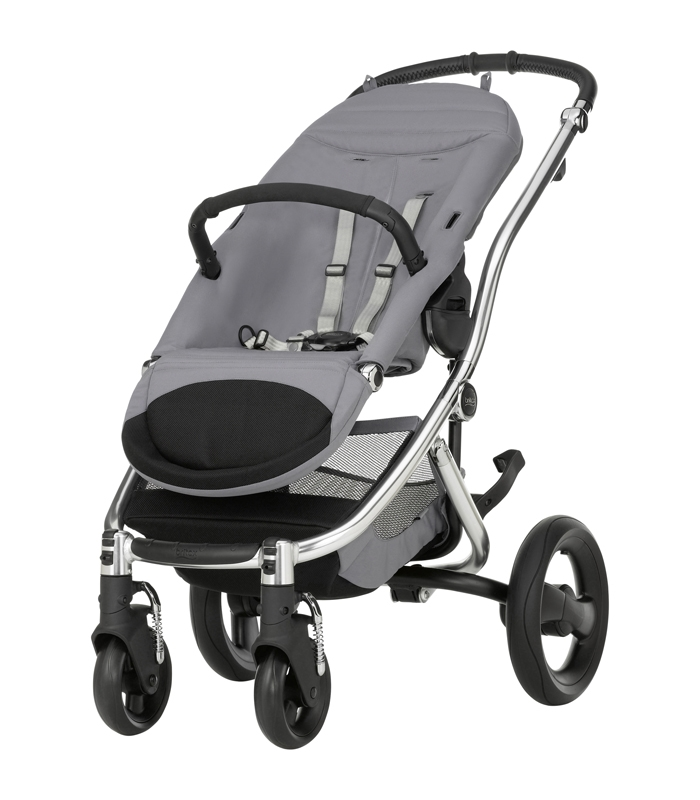 Britax AFFINITY 2 CHASIS Chrome