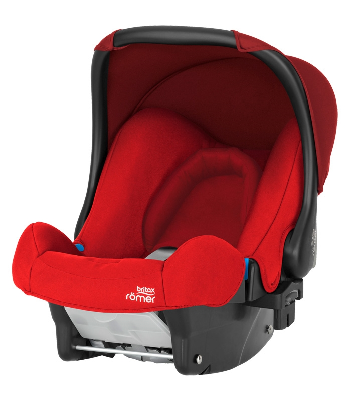 Römer Baby-Safe Flame Red