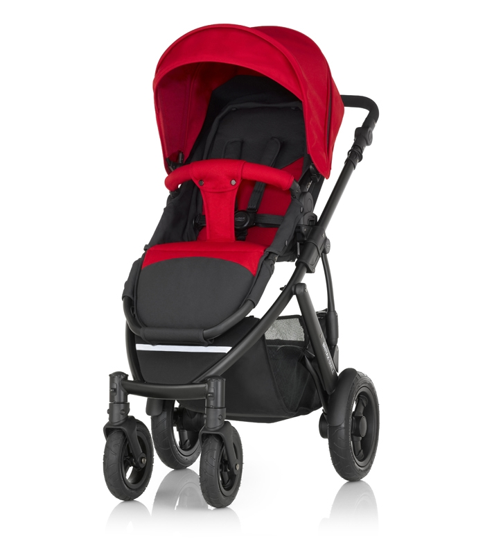 Britax SMILE 2 Flame Red