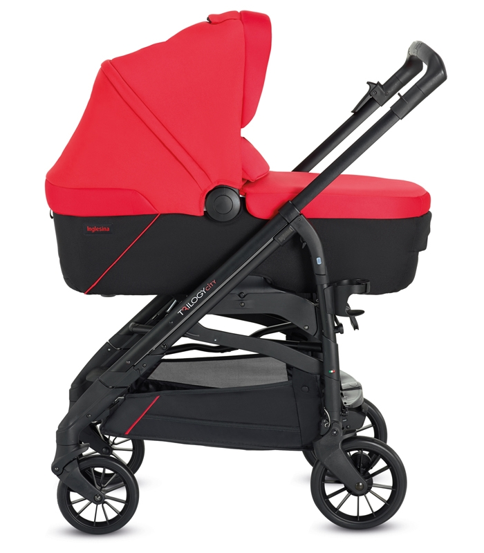 Inglesina TRILOGY COLORS SYSTEM RACE RED