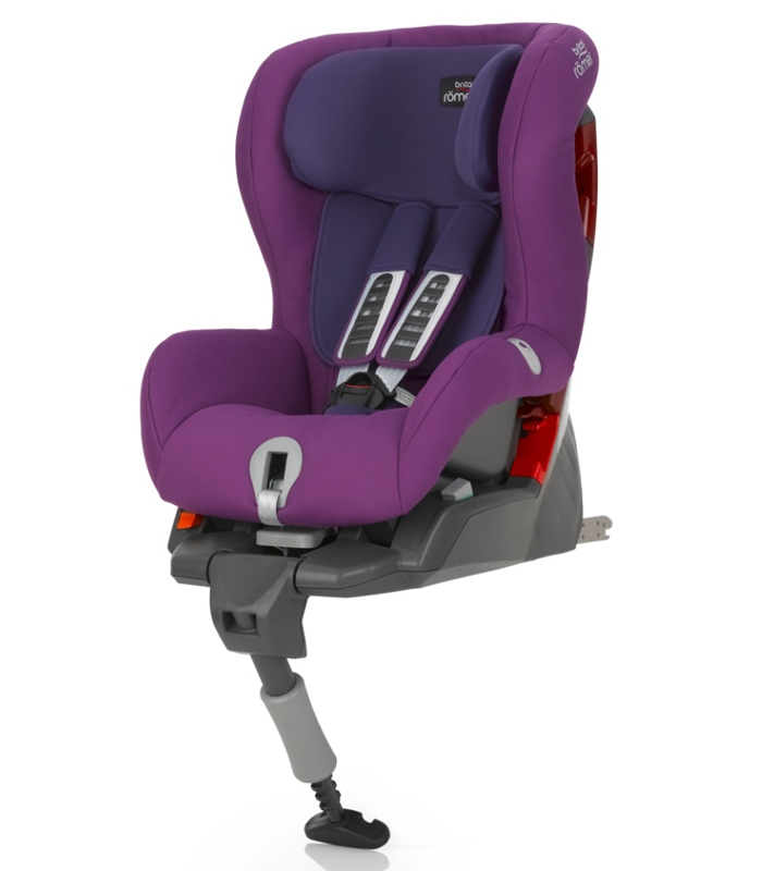 Römer Safefix Plus Mineral Purple