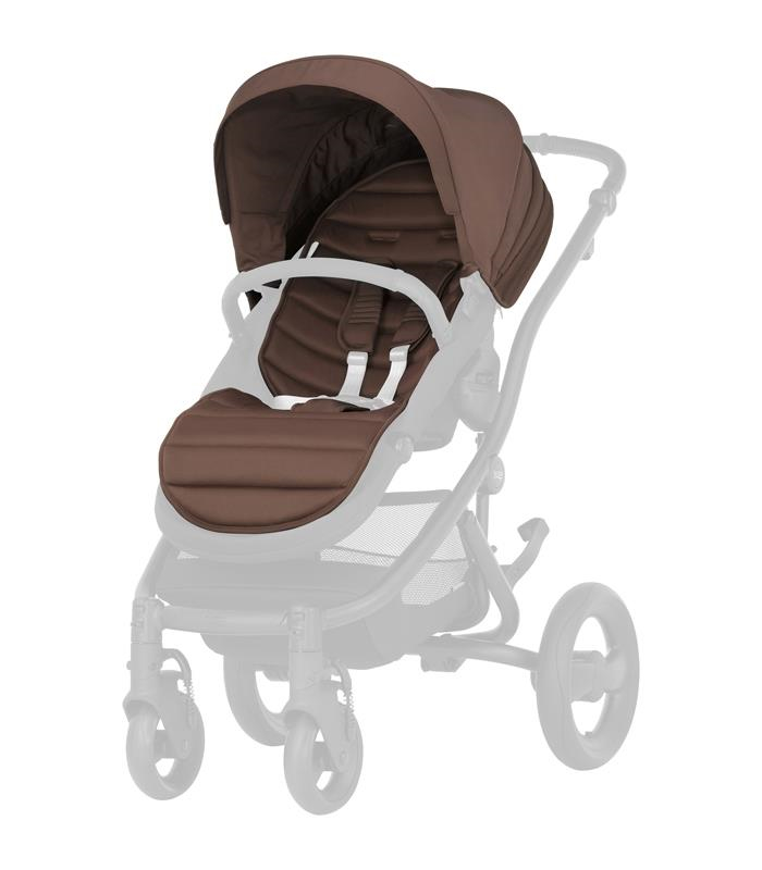 Britax AFFINITY 2 PACK COLOR Wood Brown