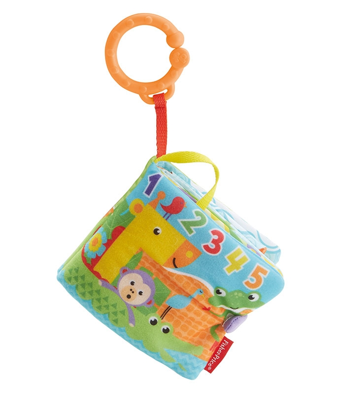 Fisher-Price A PARTIR 6 MESES FGJ40 Libro Activity