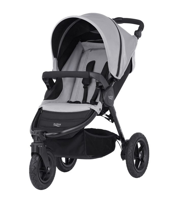 Britax B-MOTION 3 Steel Grey