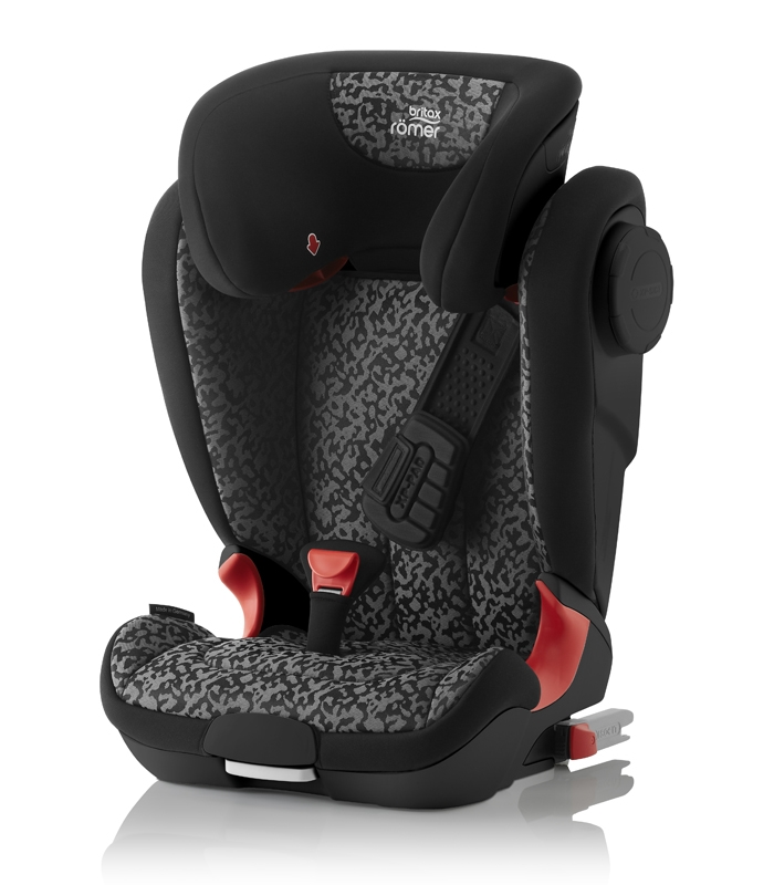 Römer Kidfix II XP SICT BLACK SERIES Mystic Black