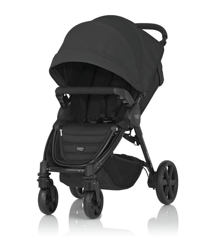 Britax PLUS-BAGILE y BMOTION Pack Cosmos Black