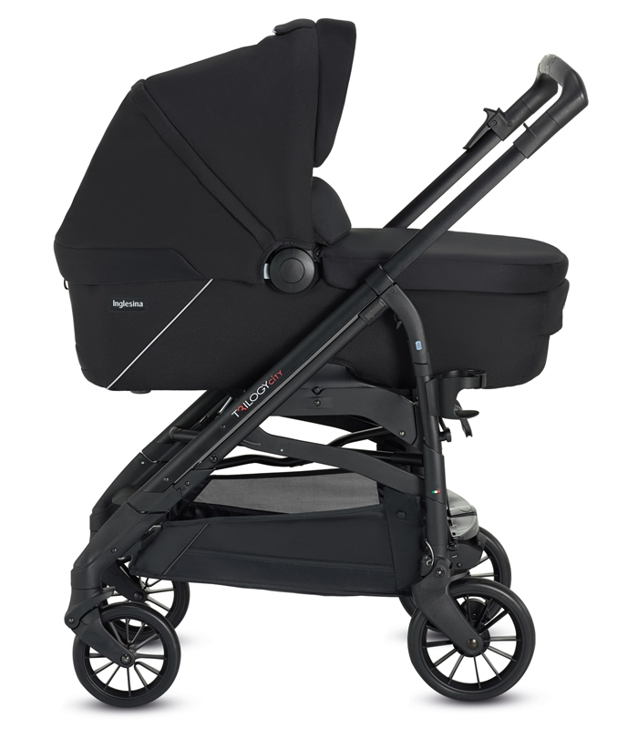 Inglesina TRILOGY COLORS SYSTEM DEEP BLACK