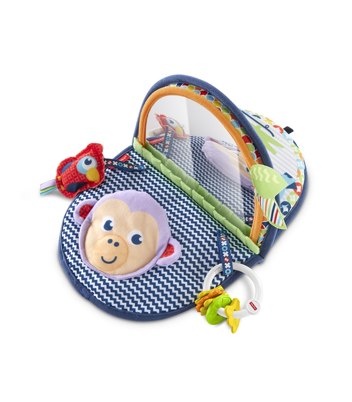 Fisher-Price A PARTIR NACIMIENTO DYC85 Espejito Activity De La Selva