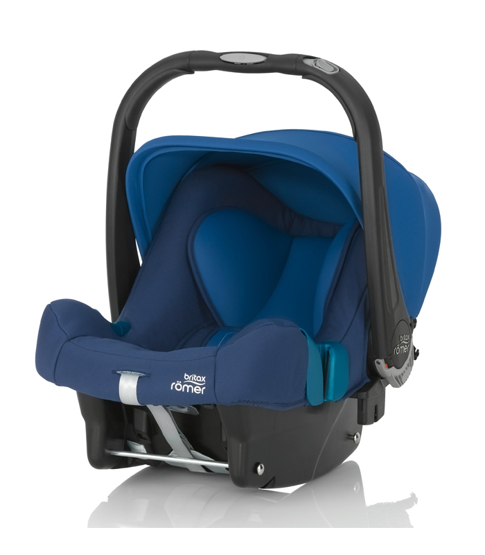 Römer Baby-Safe Plus Ocean Blue