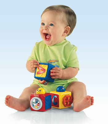 Fisher-Price A PARTIR 6 MESES 74121 BLOQUES ACT