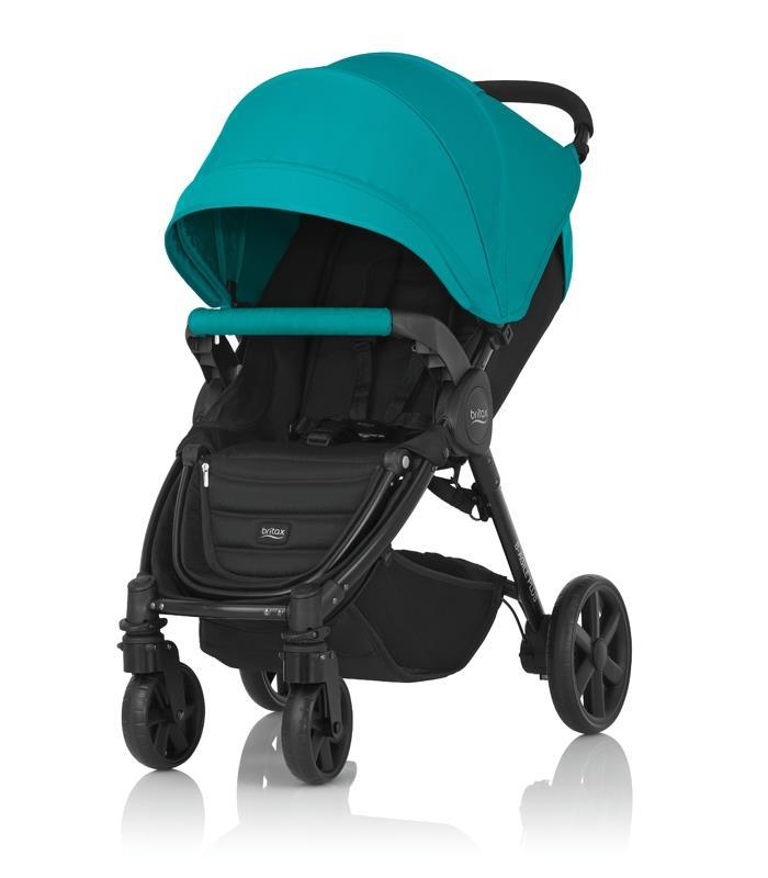 Britax PLUS-BAGILE y BMOTION Pack Lagoon Green