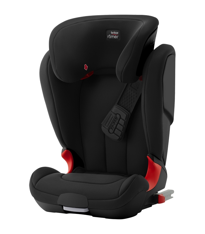 Römer Kidfix XP BLACK SERIES Cosmos Black