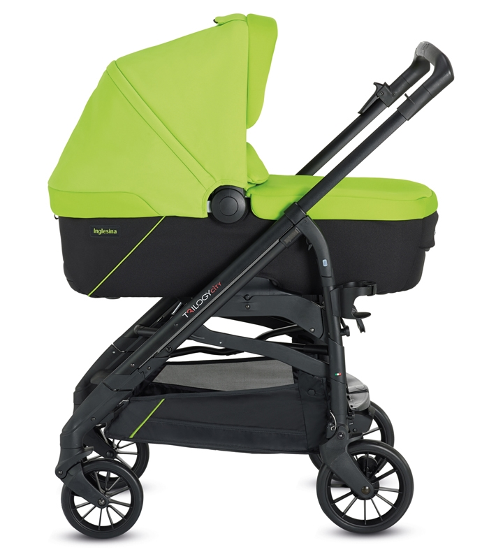 Inglesina TRILOGY COLORS SYSTEM ACID GREEN