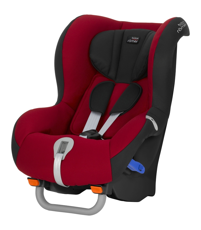 Britax MAX WAY BLACK SERIES Flame Red