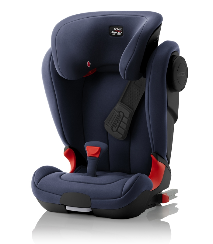 Römer Kidfix II XP SICT BLACK SERIES Moonlight Blue