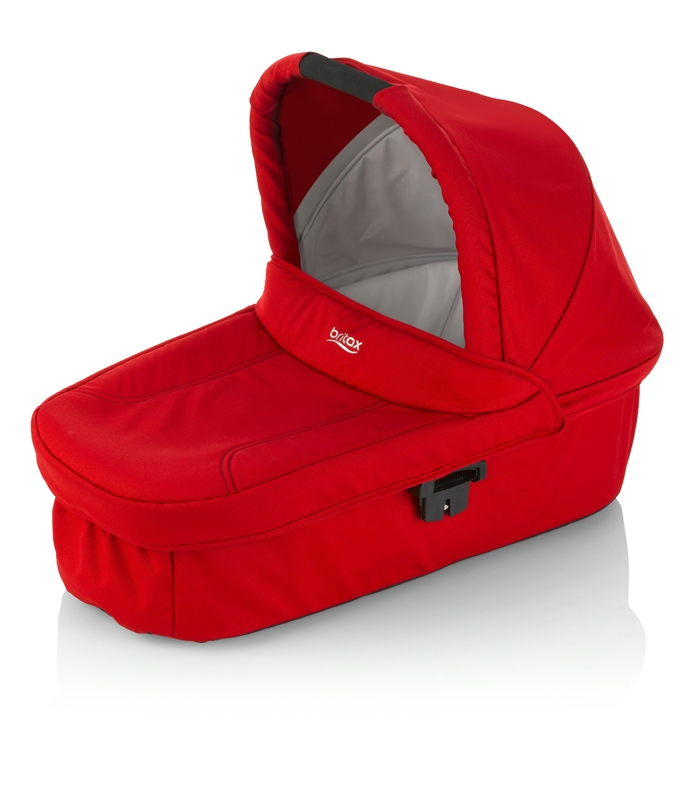 Britax CAPAZOS Flame Red