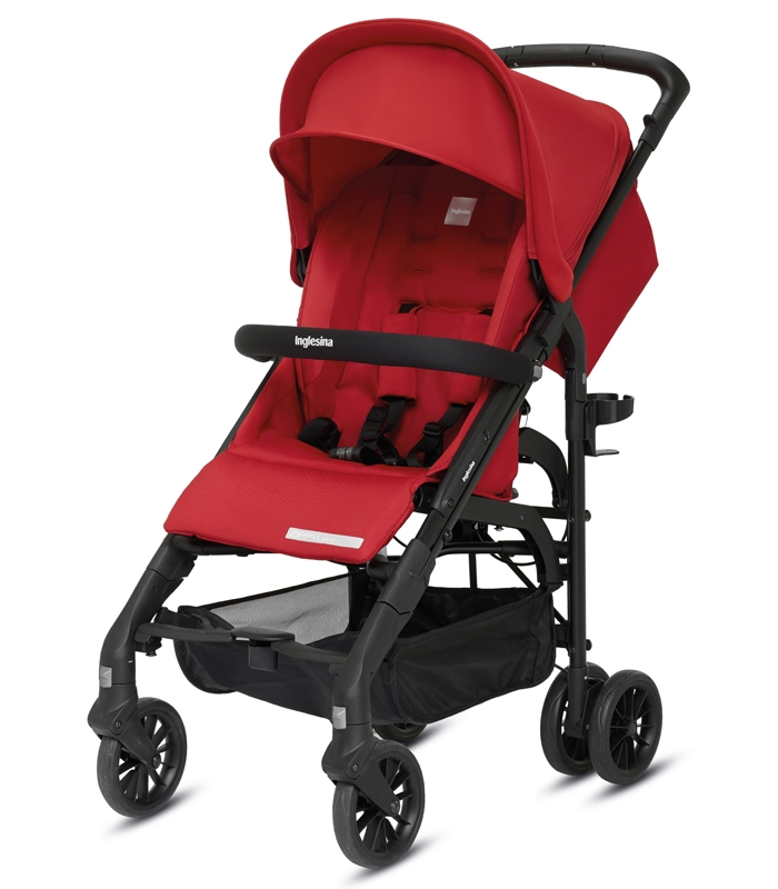 Inglesina ZIPPY LIGHT VIVID RED