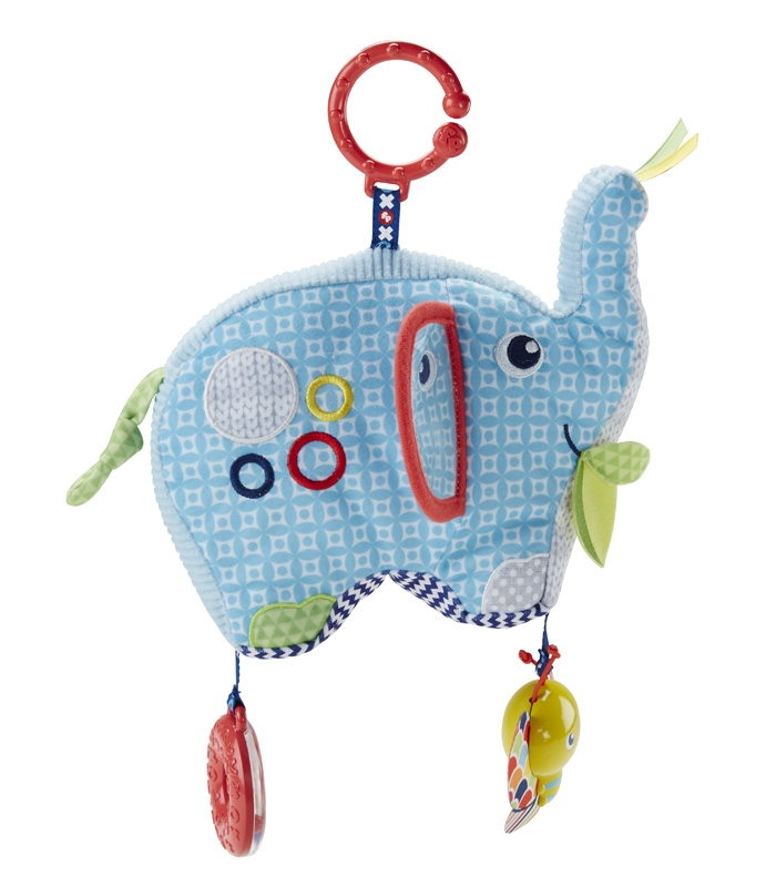 Fisher-Price A PARTIR NACIMIENTO DYF88 Elefante Activity