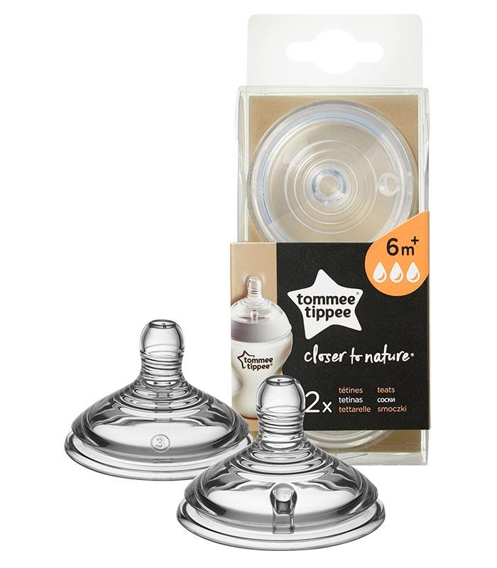 Tommee Tippee Tetinas Easi-Vent Rapido