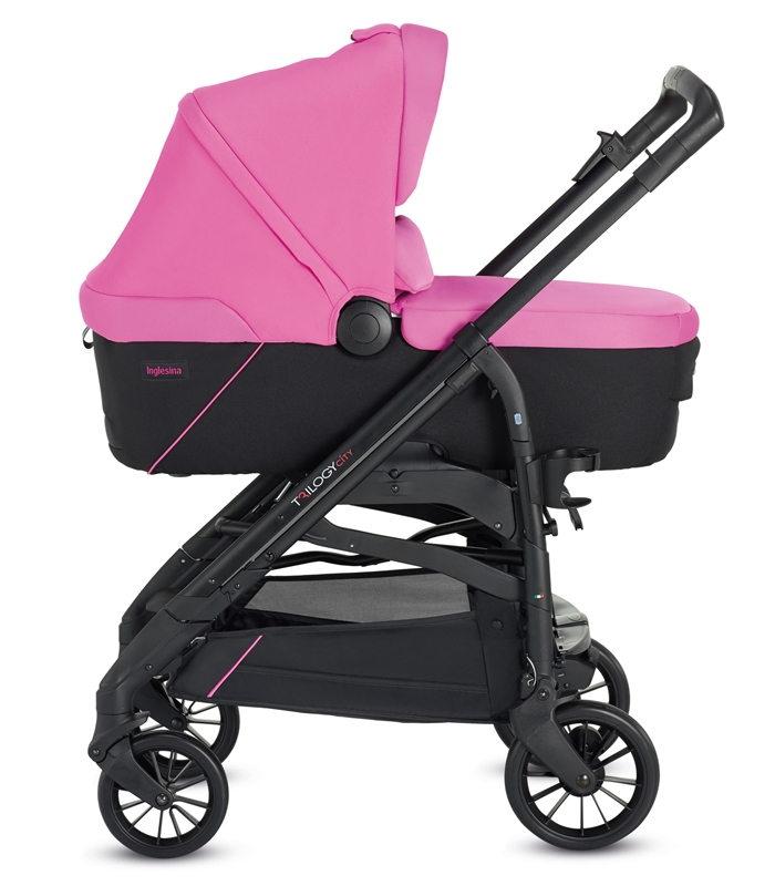 Inglesina TRILOGY COLORS SYSTEM PEGGY PINK