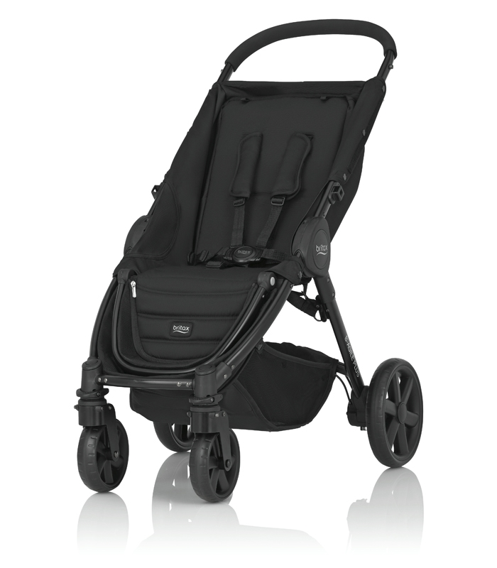 Britax PLUS-BAGILE y BMOTION B-AGILE PLUS
