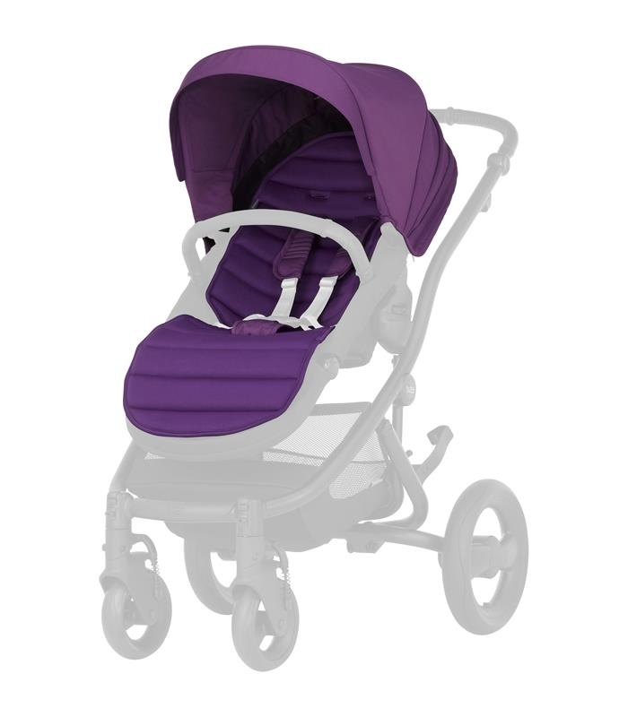 Britax AFFINITY 2 PACK COLOR Mineral Lilac