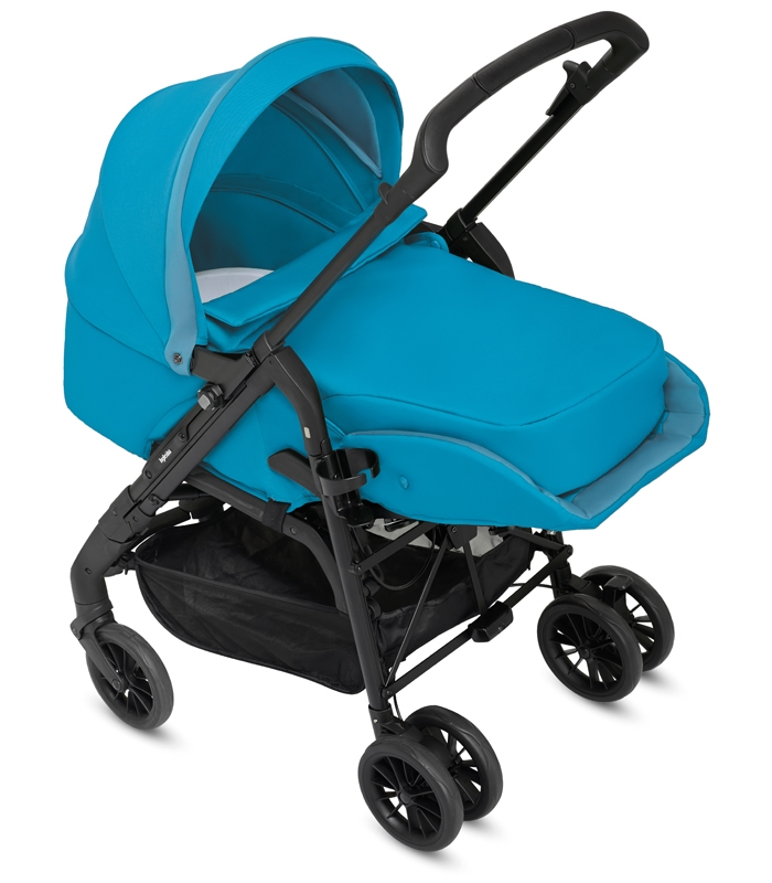 Inglesina ZIPPY LIGHT ANTIGUA BLUE SWEET PUPPY KIT