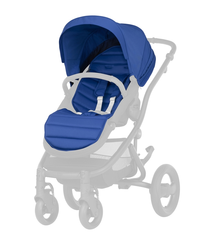 Britax AFFINITY 2 PACK COLOR Ocean Blue