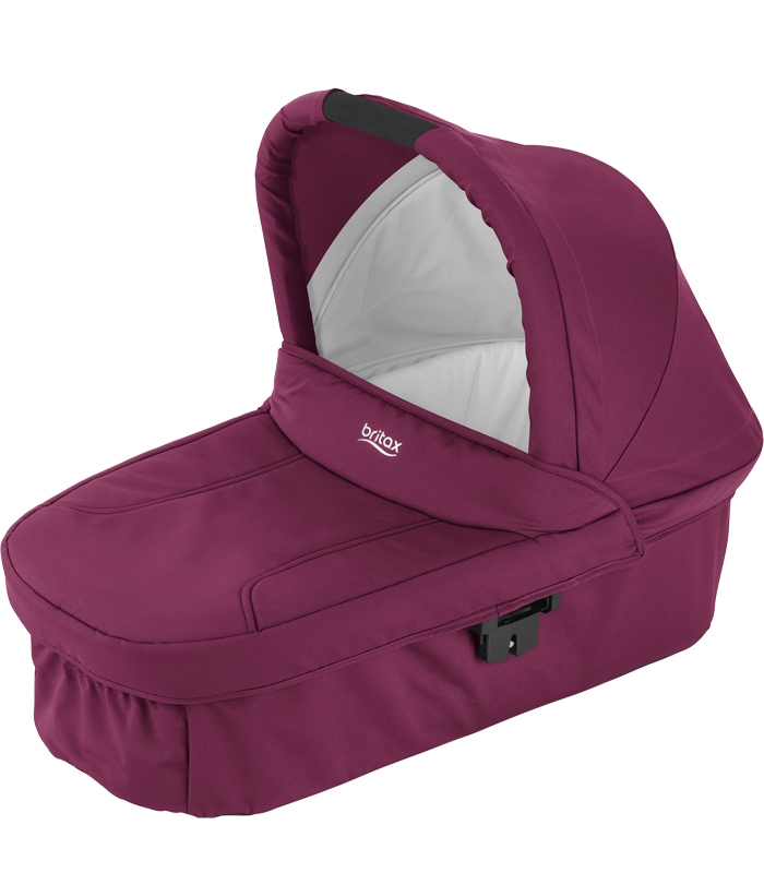 Britax CAPAZOS Wine Red